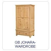 GB JOHARA-WARDROBE